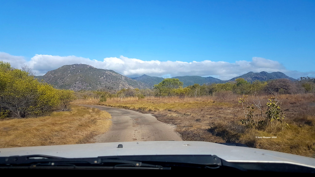 Almost there! Cape Melville Range